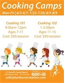 Cooking Camps