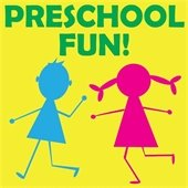 Preschool Fun Icon