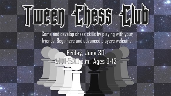 Tween Chess Club