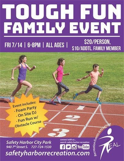 Tough Fun Family Event