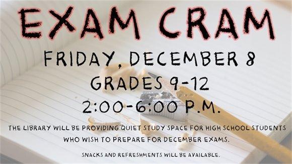Teen Exam Cram