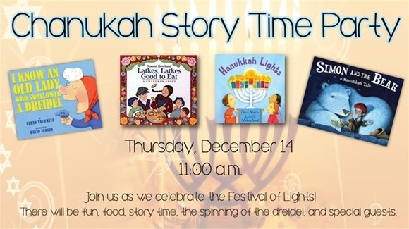 Chanukah Story Time