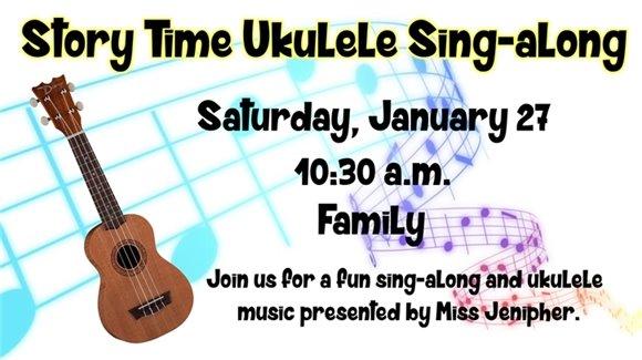 Storytime Ukulele Sing-along