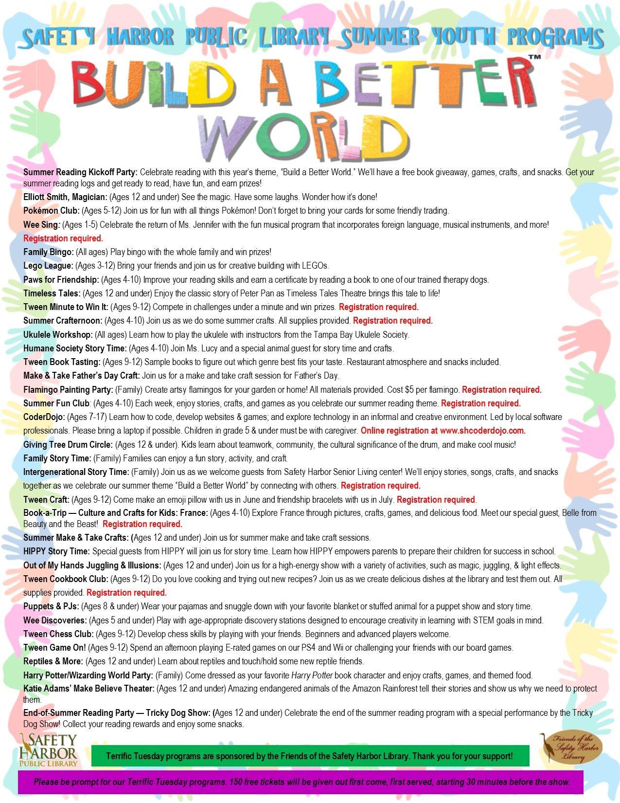 Kids Safety Calendar : Children safety harbor fl official website