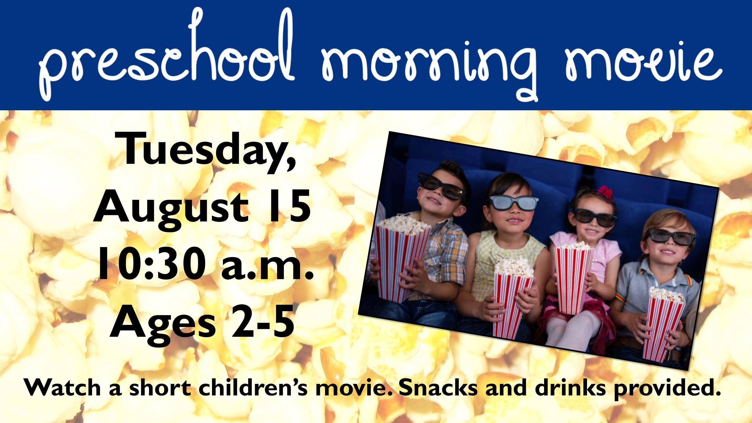 Preschool Morning Movie
