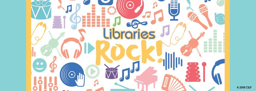 Childrens FB_3 Libraries Rock