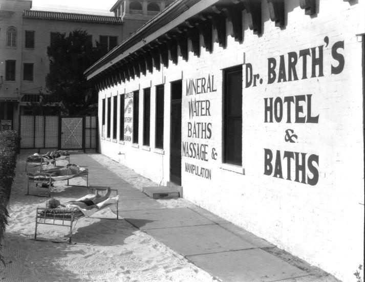 Dr. Barth's Hotel & Baths