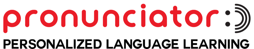 Pronunciator - Personalized Language Learning
